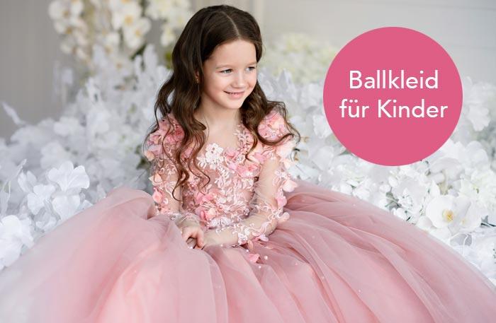 BALLKLEID FÜR KINDER » Ballkleider für Mädchen online kaufen